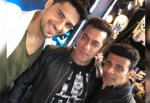 'Aiyaary' team visits Salman Khan's Bigg Boss