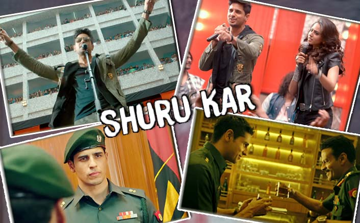 Aiyaary New Song: Sidharth Malhotra & Rakul Preet Look Like True Rockstars In Shuru Toh Kar Youth Anthem