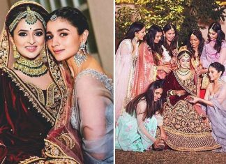 Alia Bhatt's Pictures From Her Best Friend's Wedding Will Make You Wait For Yours