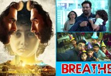 Amazon Prime Video India release the much-awaited trailer of Breathe