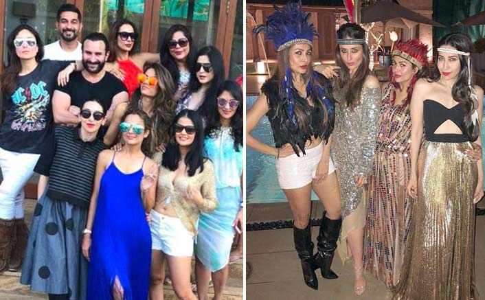 Amrita Arora's Birthday Bash: A Day Filled With Starry Affairs And Their Fun!