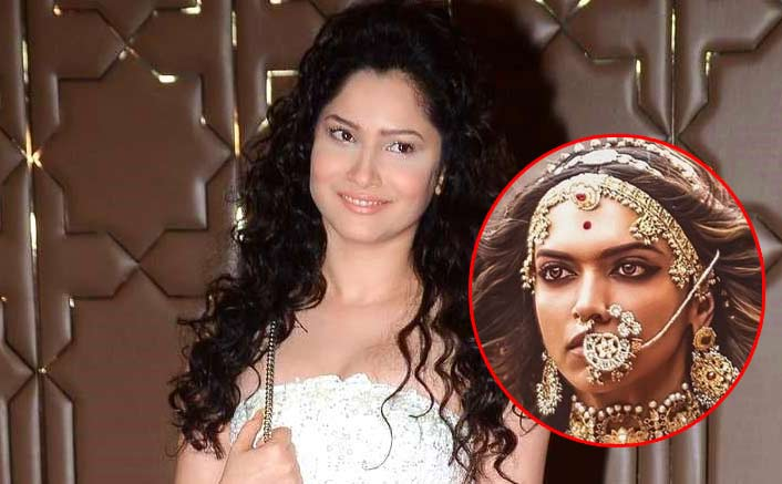 Ankita Lokhande Reveals How She Missed Out An Opportunity Of Working In Padmaavat