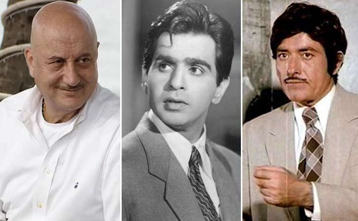 Anupam was honoured to work with Dilip Kumar, Raaj Kumar