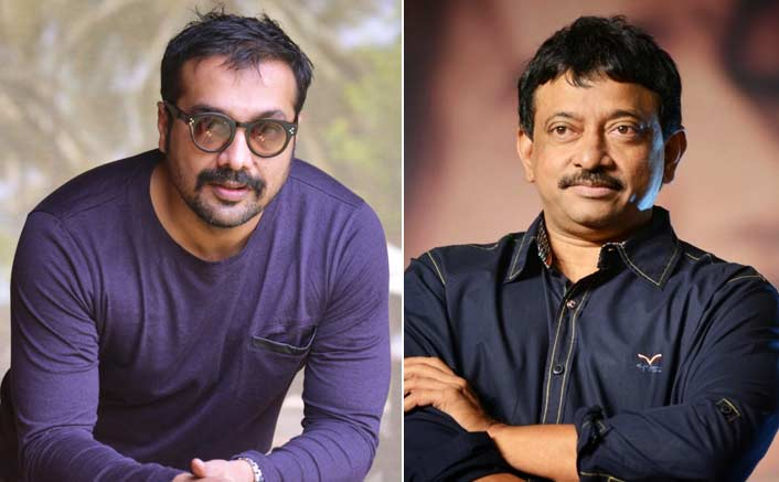 Anurag Kashyap Loves Ram Gopal Varma , Here's Why!
