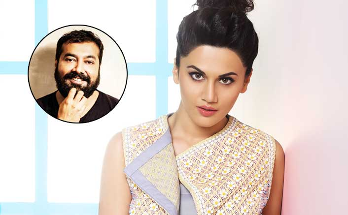 Anurag Kashyap's Next Will See Taapsee Pannu As A Professional Shooter?