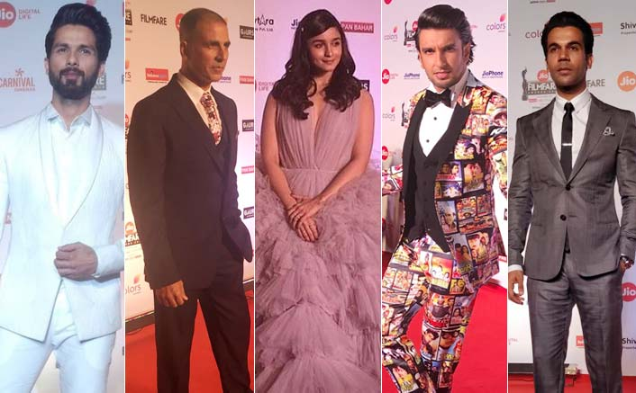 B-Town at last night's Filmfare Awards