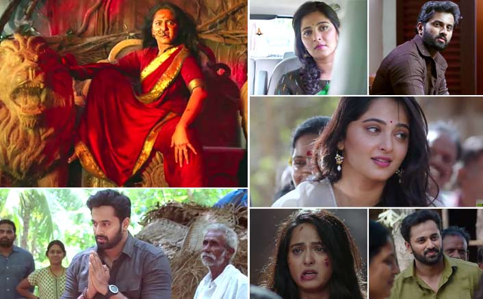 Bhaagamathie Trailer: Anushka Shetty's Character Will Scare The Shit Out Of You