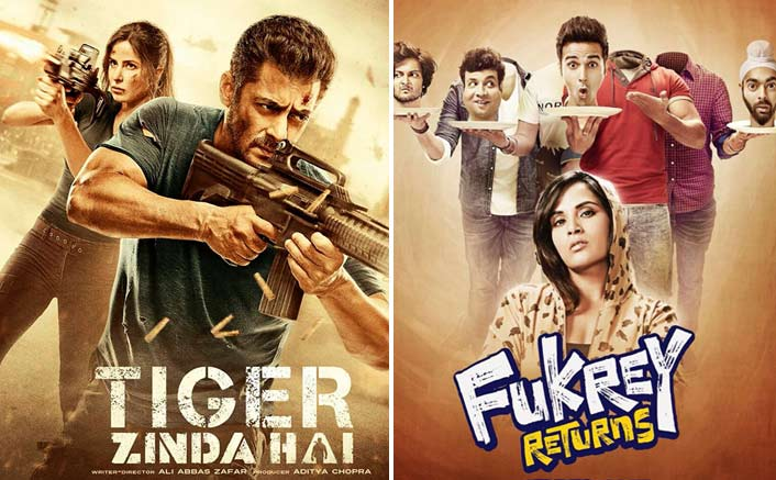Box Office Report Card Of December 2018: Salman Khan Rules, Fukrey Returns Surprises