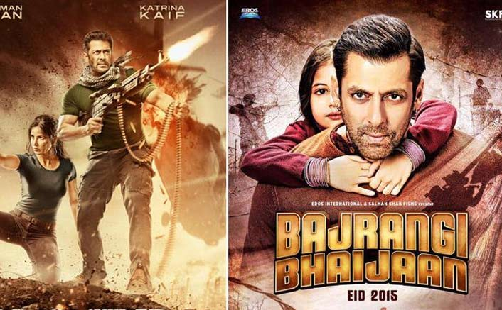 Tiger Zinda Hai BEATS Bajrangi Bhaijaan to become Salman Khan's highest grosser