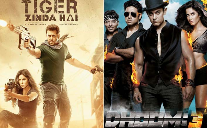 Box Office - Tiger Zinda Hai goes past Dhoom: 3 lifetime in just 13 days