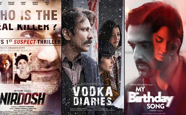 Box Office - Tough road ahead for new releases Nirdosh, Vodka Diaries and My Birthday Song