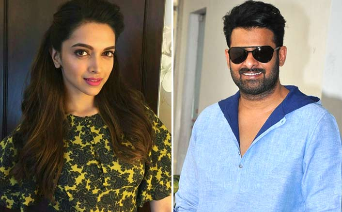 Deepika Padukone To work With Prabhas In Her Next?
