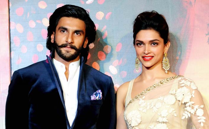 Ranveer and Deepika attend the special screening of Padmaavat looking effortlessly graceful