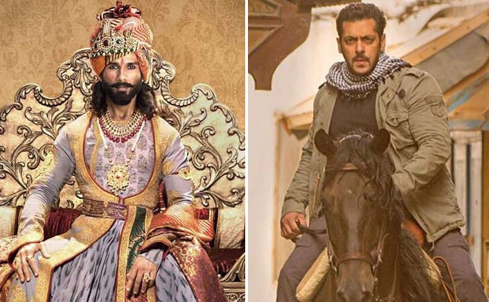 Tiger Zinda Hai Is Still Going Strong Even After The Release Of Padmaavat
