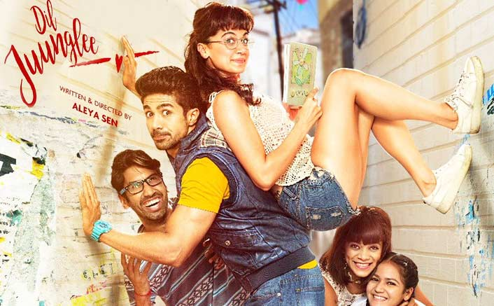 Taapsee and Saqib Saleem's Dil Juunglee