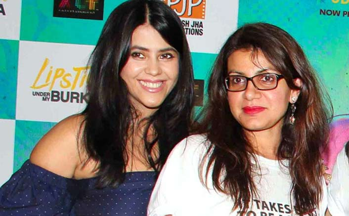 Ekta Kapoor & Alankrita Shrivastava reunite after Lipstick Under My Burkha!