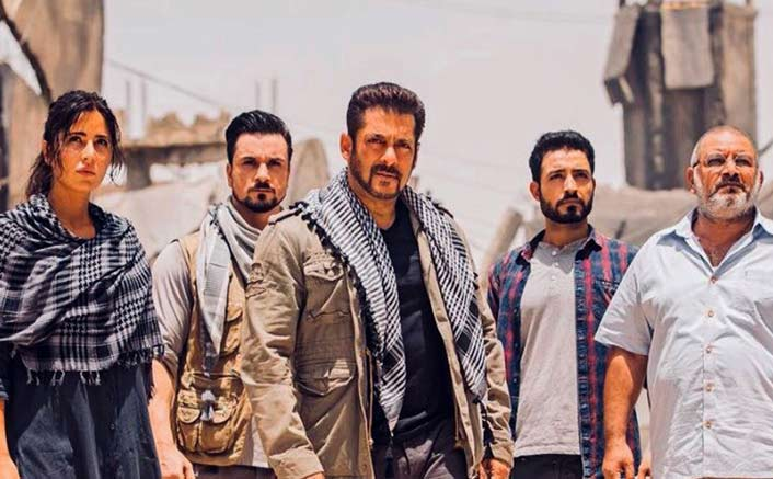 Even After Its 5th Week At The Box Office; Tiger Zinda Hai Is Still Ruling The Theaters