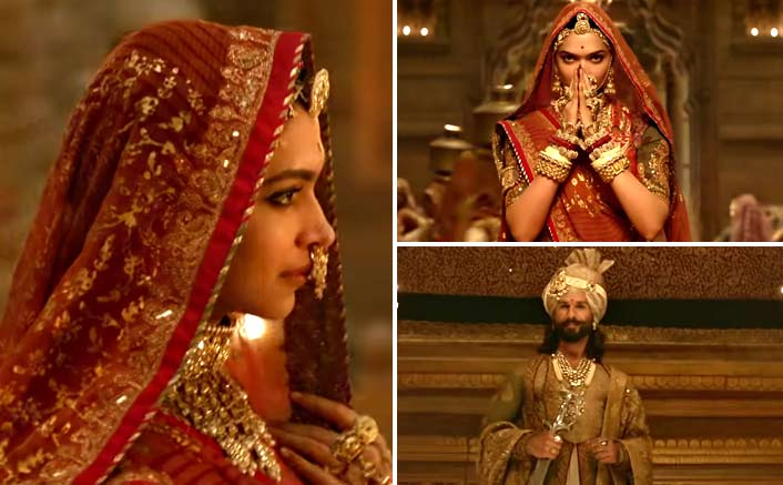 Ghoomar Video Replaced! Spot The Changes In This Deepika Padukone's Padmaavat Song