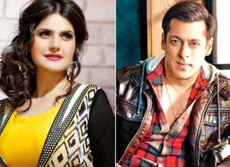 Got a dream debut with Salman, says Zareen Khan