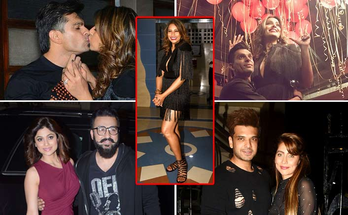 All That Happened Yesterday At Bipasha Basu's 39th Birthday Bash