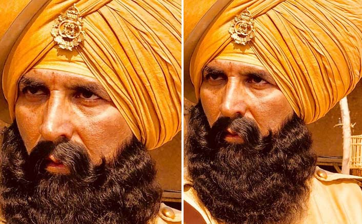 Kesari: Akshay Kumar reveals his first look from the movie