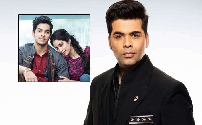 KJo pens love note for Janhvi, Ishaan
