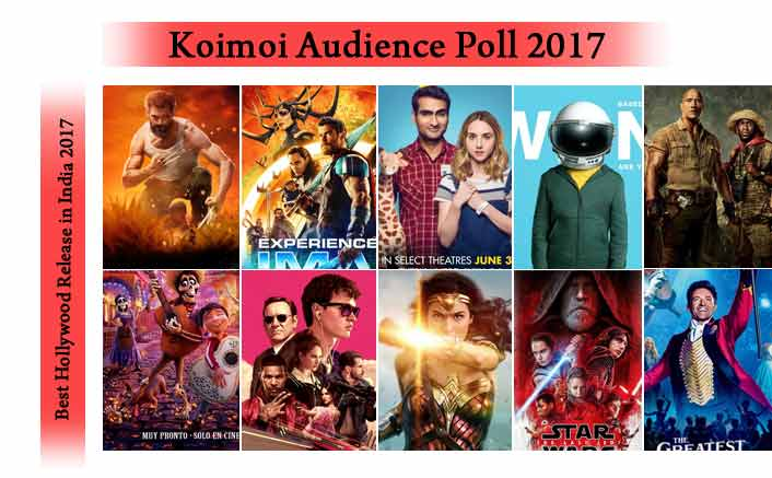 Koimoi Audience Poll – Vote For Your Favourite Hollywood Movie Of 2017