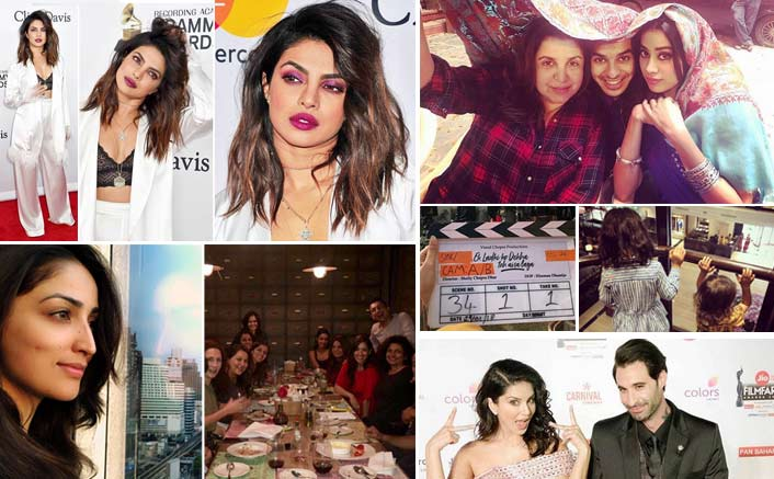 Koimoi's Daily Dose With Chai: Ishaan, Janhvi & Farah's Zingaat Picture, Peecee's Snow White Look & Much More