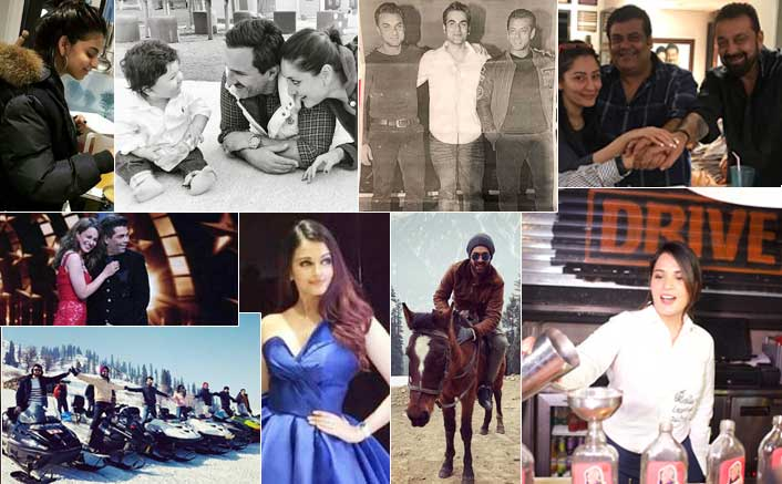 Koimoi's Daily Dose With Chai: From Kangana and Karan Posing Together To Suhana's Viral Photo!