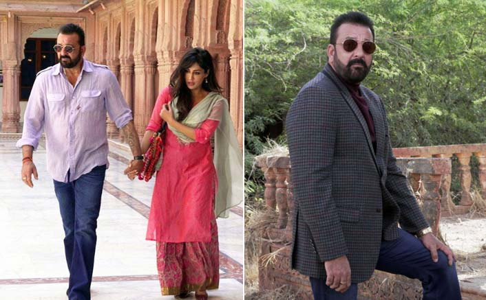 Sanjay Dutt and Chitrangada Singh