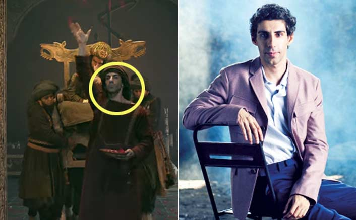 Loved trying to be as good as frame in 'Padmaavat': Jim Sarbh