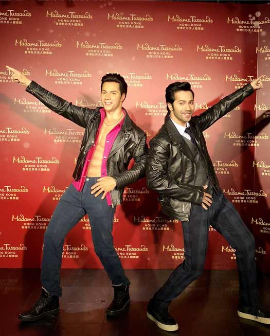 Varun Dhawan becomes youngest B'wood actor to feature in Madame Tussauds