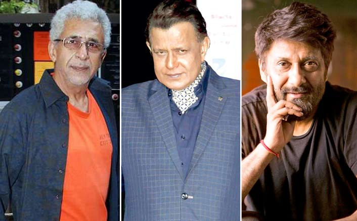 Naseeruddin Shah and Mithun Chakraborty to come together for Vivek Agnihotri's next titled 'The Tashkent Files'