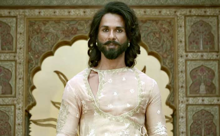 Shahid Kapoor Adds 50 Points To His Koimoi Power Index With​ Padmaavat!