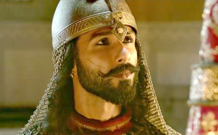 MP fails to release 'Padmaavat'