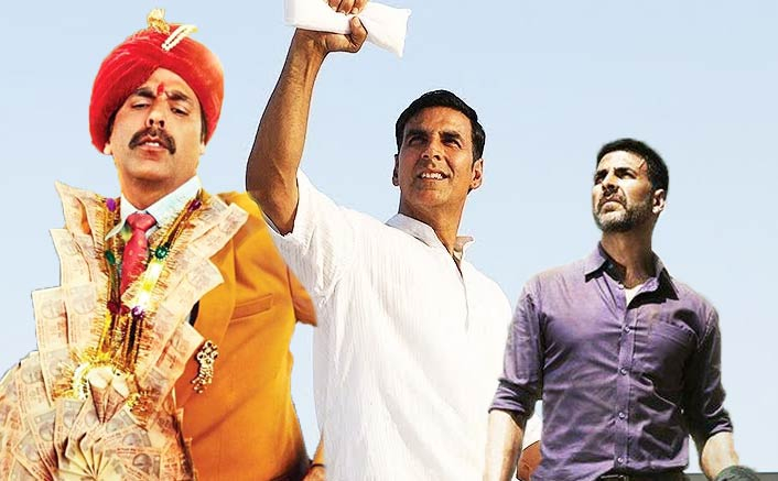 Padmaavat Clash! Will Padman Be Akshay Kumar's Highest Grossing Movie Till Date?