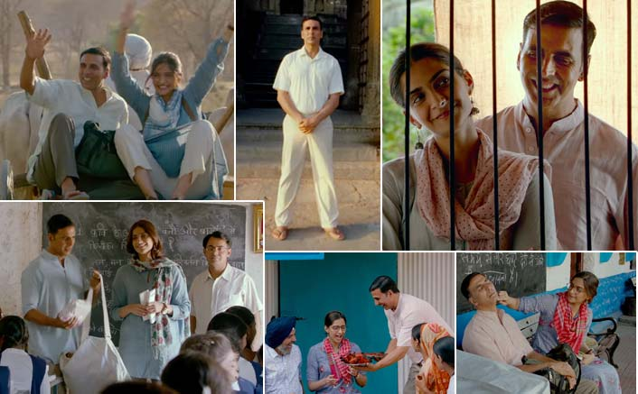 Padman New Song Hu Ba Hu Shows The Innocent Chemistry Of Akshay Kumar & Sonam Kapoor