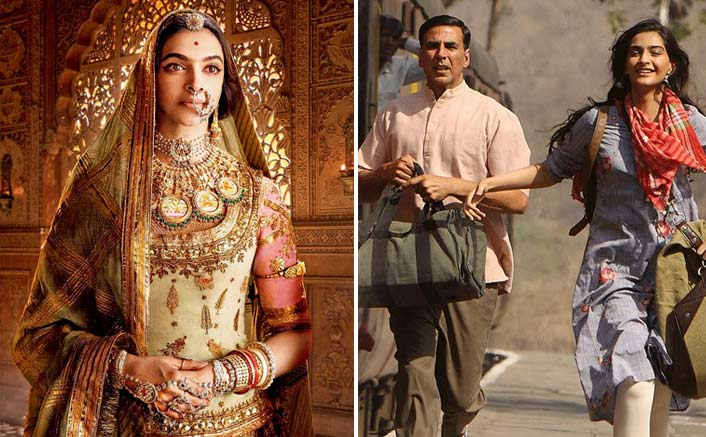 Padmavat v/s PadMan clash yet again reflects lack of unity in Bollywood