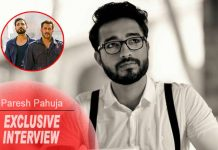 Paresh Pahuja Interview