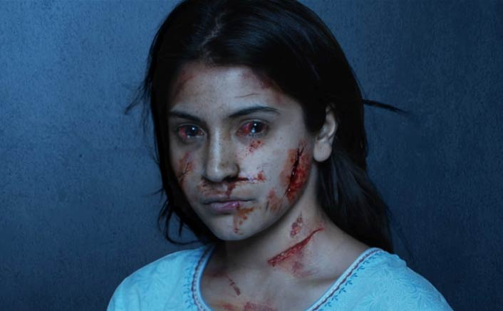 Anushka Sharma in PARI new poster is bloody scary