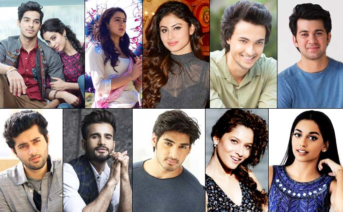 From Sara Ali Khan To Janhvi Kapoor, Actors Who Will Make Their Bollywood Debut In 2018