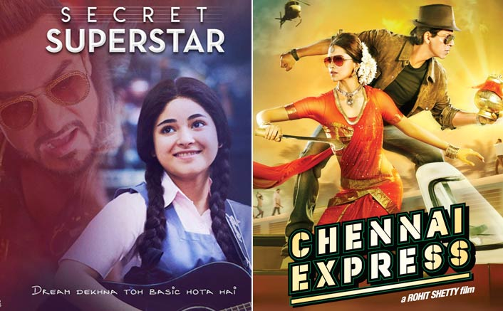 Secret Superstar Evicts Chennai Express From The List Of Highest Grossing Films In Overseas