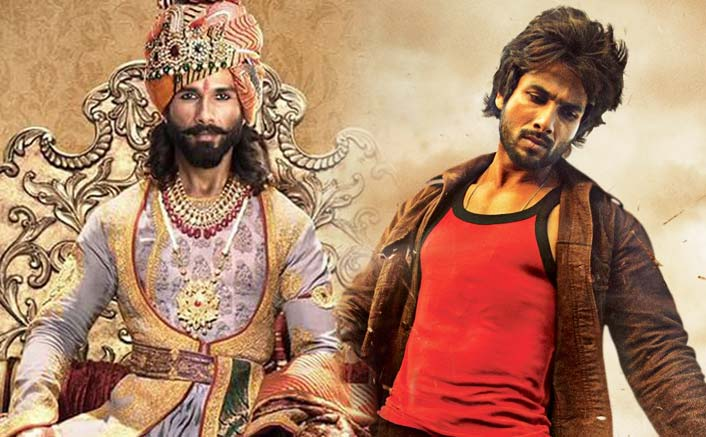 Padmaavat Goes On To Become The Highest Grosser Film Till Date, In Shahid Kapoor's Career Graph