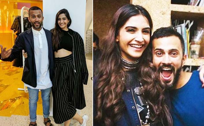 Sonam Kapoor goes jewellery shopping with Anand Ahuja's mother?