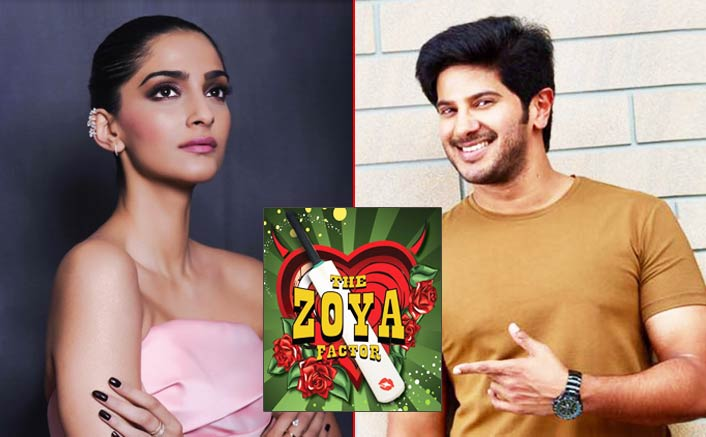 Sonam Kapoor To Work With Dalquer Salmaan In 'The Zoya Factor'