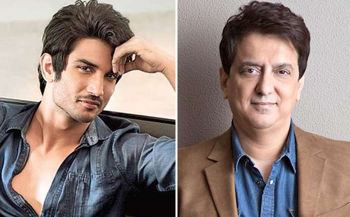 Sushant Singh Rajput & Sajid Nadiadwala To Work Together?