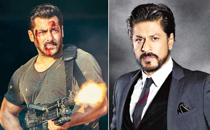 Tiger Zinda Hai Overseas Box Office Collections: Salman Khan Crosses This Shah Rukh Khan Film