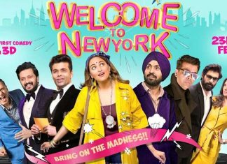Welcome To New York Video Poster: Salman Khan's Call In The End Comes As A Sweet Surprise