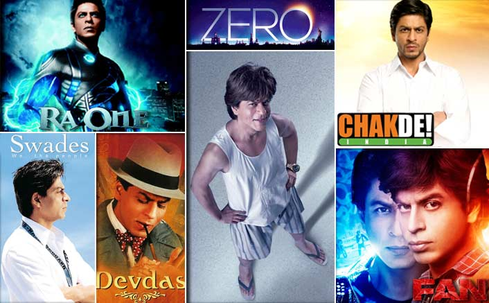 Zero: 5 Times Shah Rukh Khan Taught Us How To Think Out Of The Box