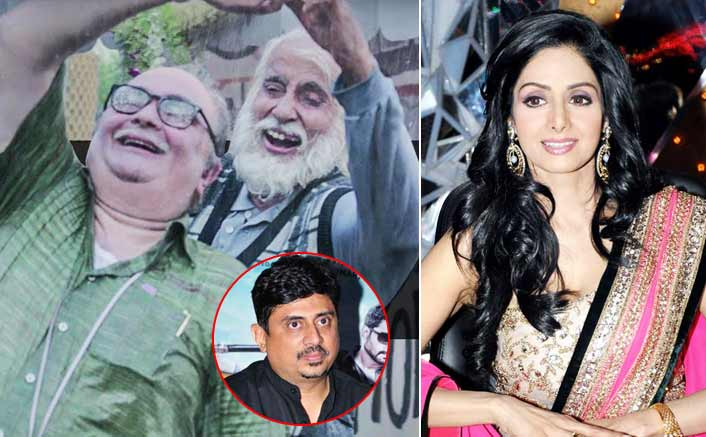 '102 Not Out' song shoot cancelled due to Sridevi's demise